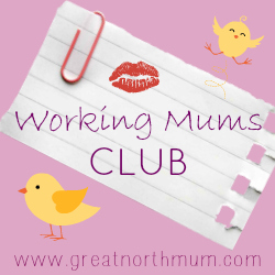 Working Mums badge