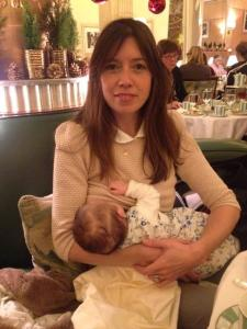 breastfeeding claridges