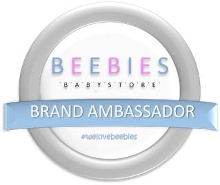 Beebies Ambassador Badge
