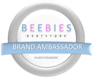 Beebies Ambassador Badge