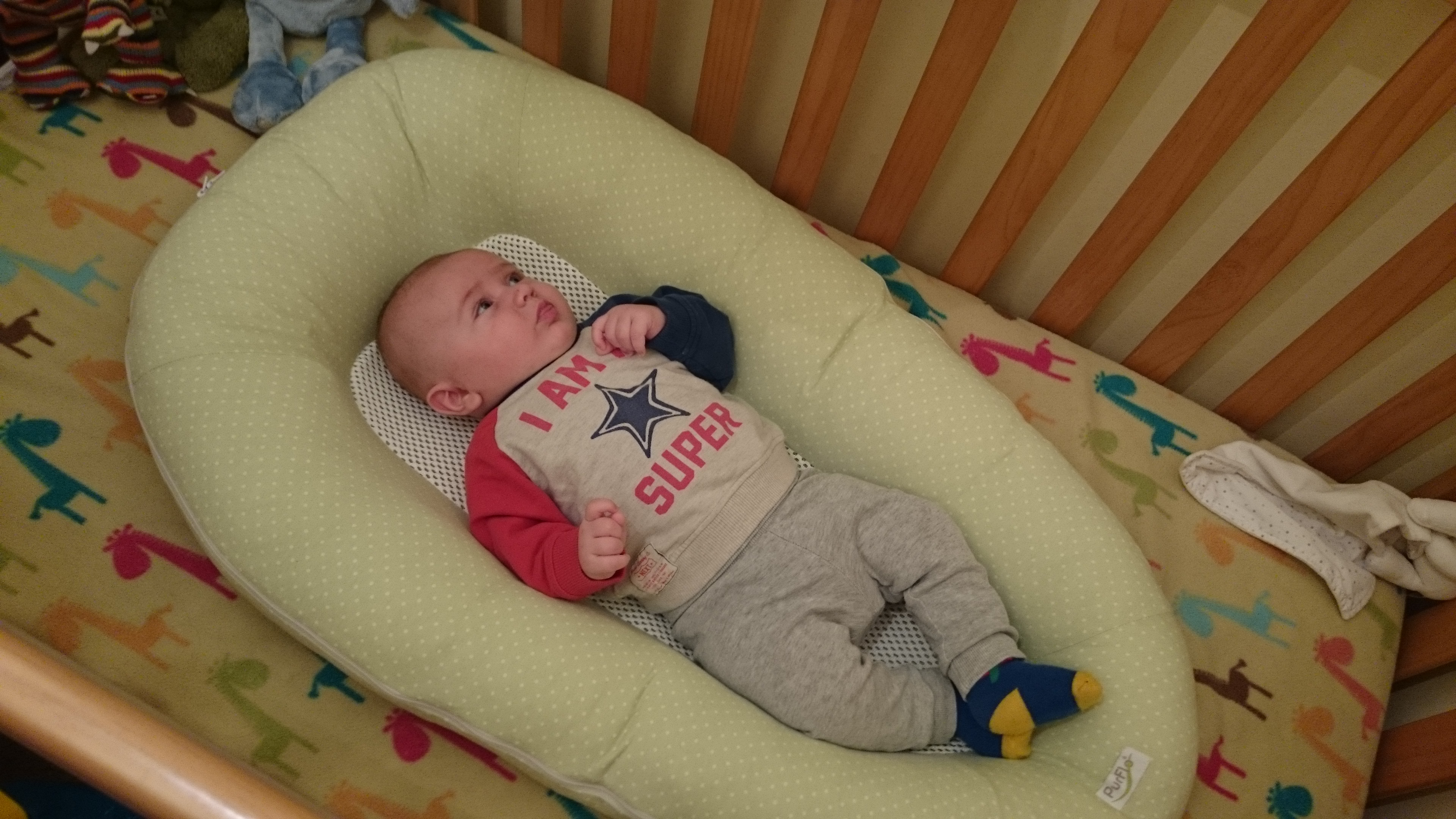 detailed look 1eb8c b2f07 Review: Purflo Nest from Beebies Baby Store | Great North Mum