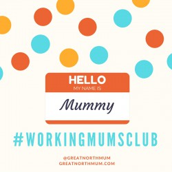 #workingmumsclub badge